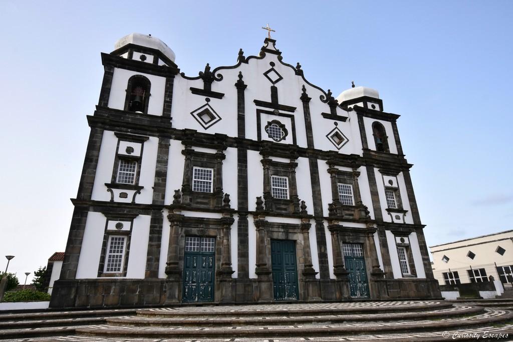 Architecture des Açores