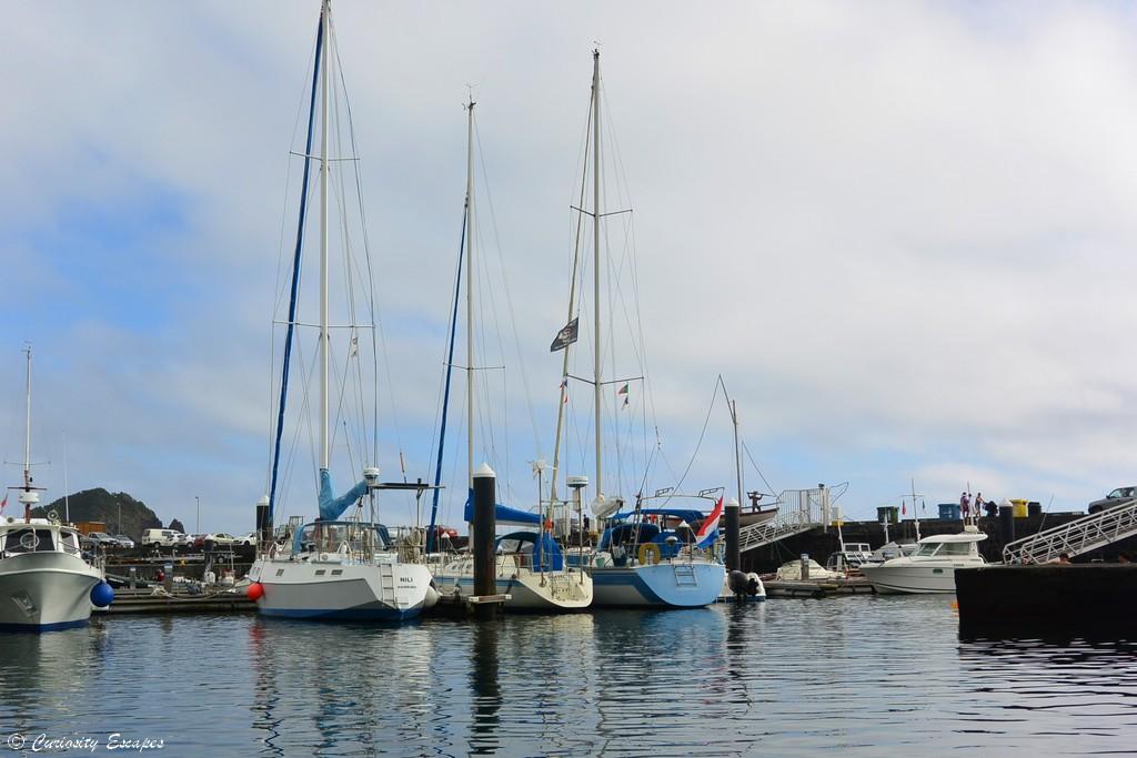 Port de Lajes do Pico, Açores
