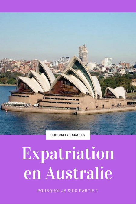 Expatriation en Australie: les raisons