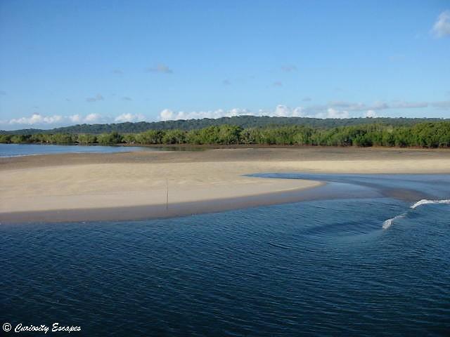 Fraser Island, Grande Barrière de Corail