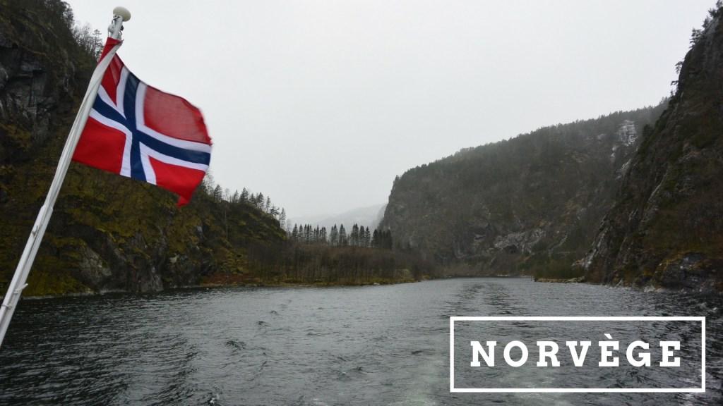 Articles de blog sur la Norvège