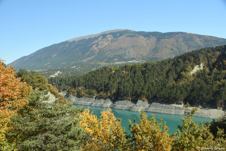 Lac de Monteynard Avignonnet