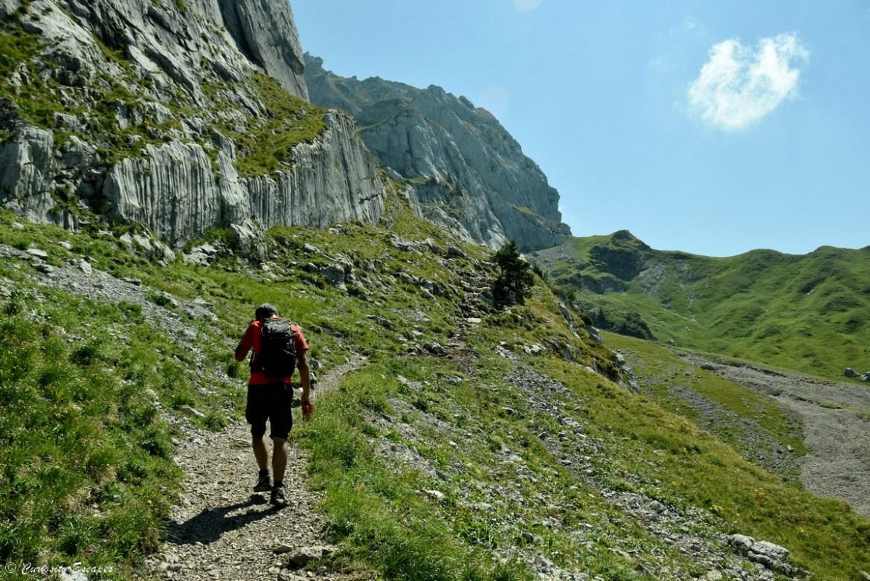 Randonnée la Tournette au lac d'Annecy