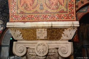Mosaïques de la crypte de Topola, Serbie