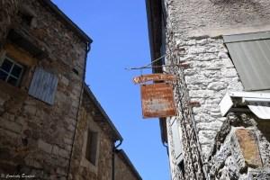 Ruelle de Vogüé, village ardéchois