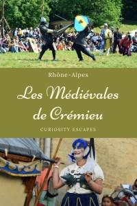 Fêtes Médiévales de Crémieu
