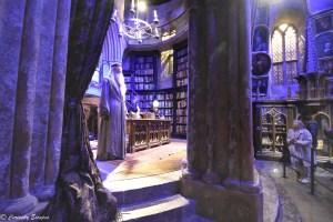 Bureau de Dumbledore à Poudlard