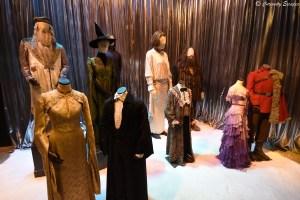 Costumes de bal de noël à Poudlard