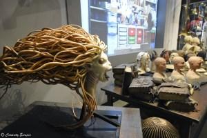 Creature shop aux studios Harry Potter