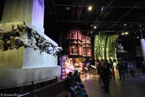 Ministère de la magie aux studios Harry Potter