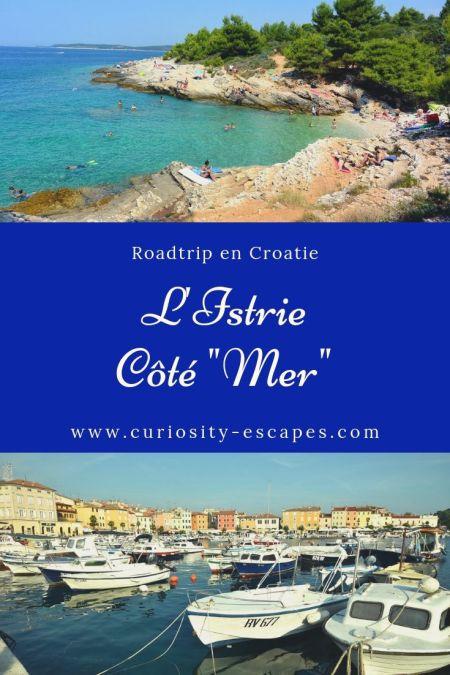 Croatie: Istrie côté mer, Pula, Rovinj et Cap Kamenjak