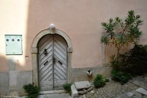 Village de Motovun en Croatie