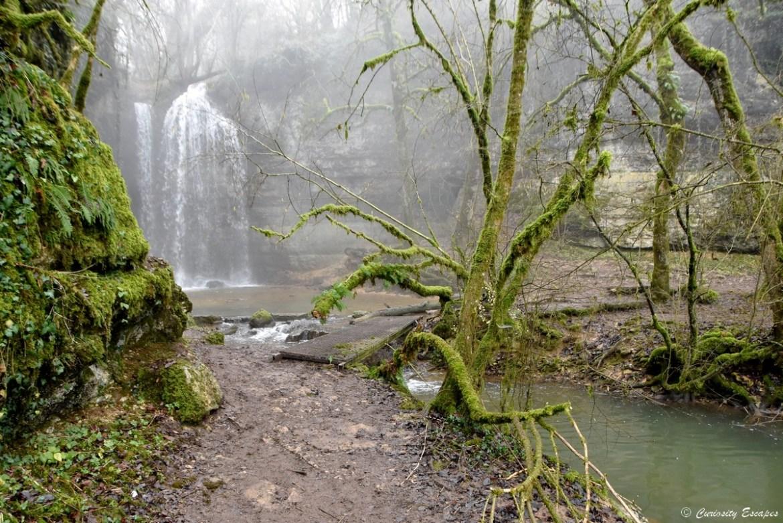 Cascade de la Roche en Isère