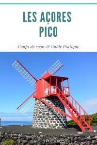Guide pratique pour organiser son séjour sur l'île de Pico aux Açores