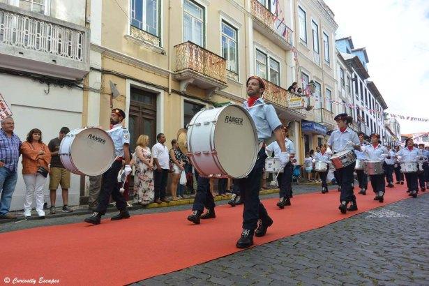 Festival de la mer sur l'île de Faial aux Açores
