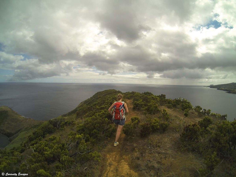 Randonnée Monte da Gui sur Faial, Açores