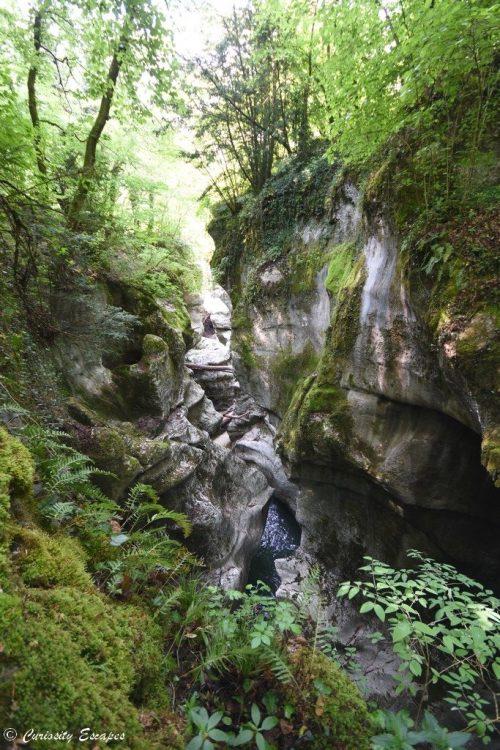 Canyon du Fier, Haute Savoie
