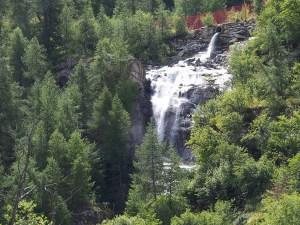 Cascade de Bonneval sur Arc