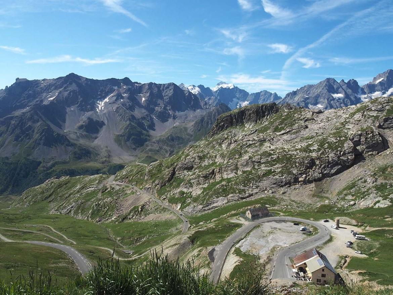 Col du Galibier en Savoie