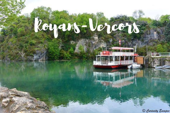 Découverte du Royans Vercors entre Isère et Drôme