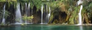 Cascade de Plitvice, Croatie