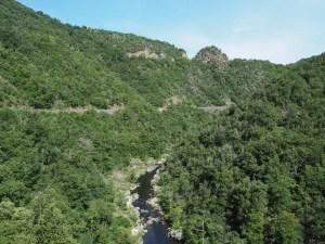 Gorges du Doux en Ardèche