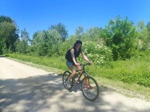 Cyclotourisme en nord Isère