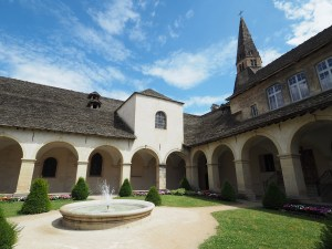 Cloître des Augustins de Crémieu, Isère