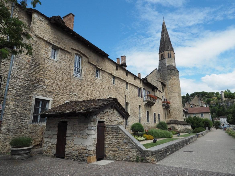 La cié médiévale de Crémieu en Isère