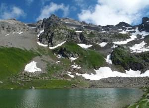 Lac d'Amour, Savoie