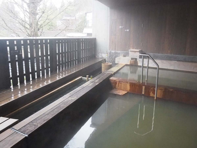Onsen extérieur pour femmes à Kurokawa Onsen
