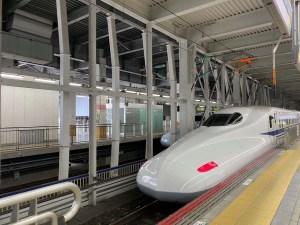 Le shinkansen, le train le plus rapide du monde