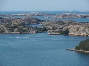 Archipel de Fjällbacka, SUède