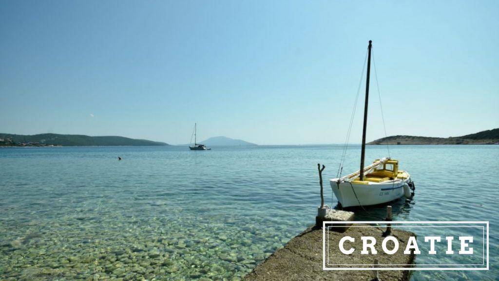 Articles de blog sur un voyage en Croatie