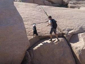 Mer de granit rose en Suède, réserve Stångehuvud