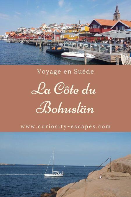 Visiter la côte du Bohuslän, entre nature et villages typiques suédois