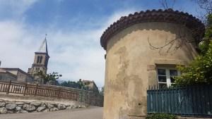 Village de Saint Sylvestre en Ardèche