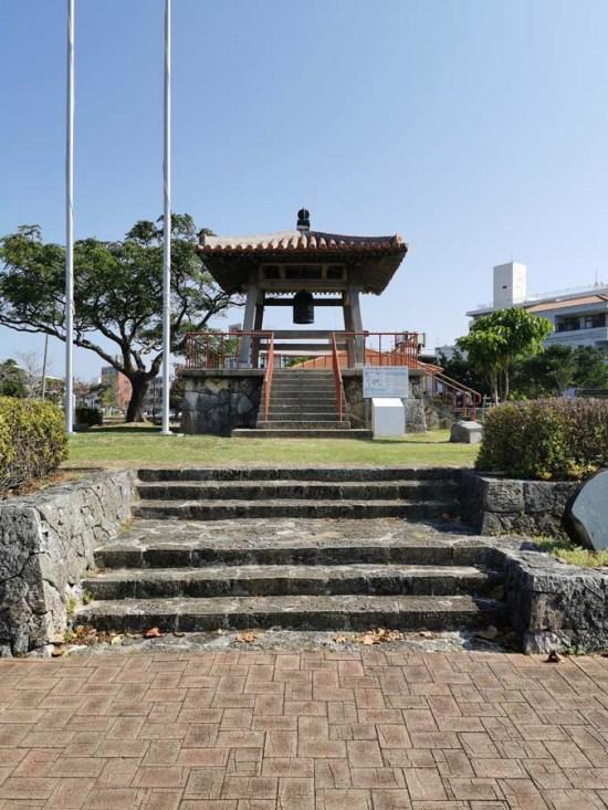 Clocher d'Ishigaki, Japon