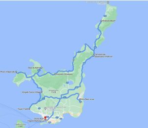 Roadtrip sur l'île d'Ishigaki au Japon tropical