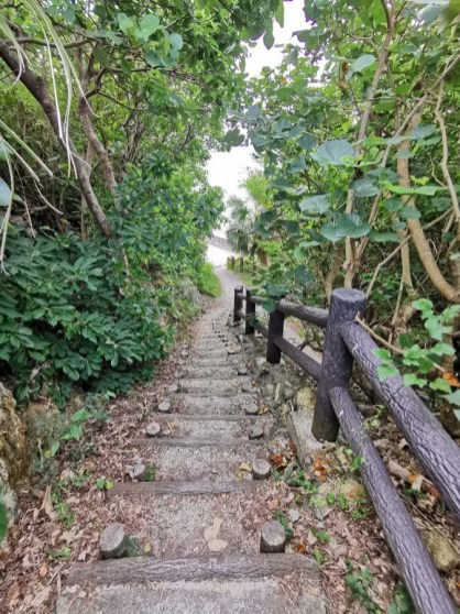 Tombe Tojin sur Ishigaki, Japon