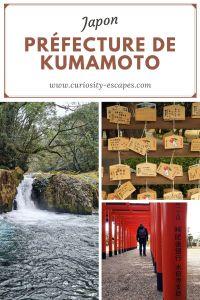 Séjour dans la préfecture de Kumamoto, Kyushu, Japon