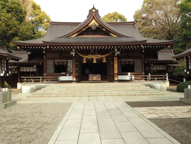 Sanctuaire du jardin Suizenji à Kumamoto