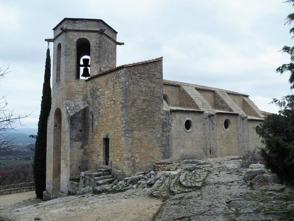 Eglise d'Oppède le Vieux