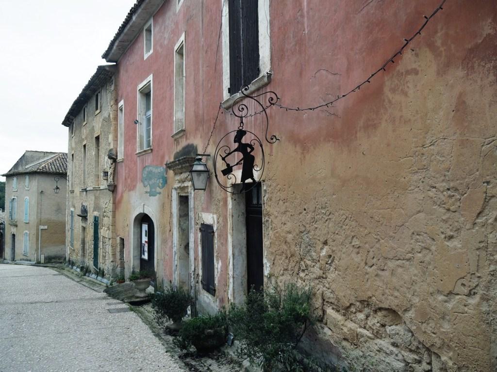 Rue d'Oppède le Vieux