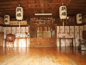 Sanctuaire shinto d'Unzen Onsen