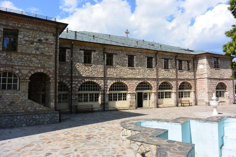 Monument historique à Bitola, Macédoine