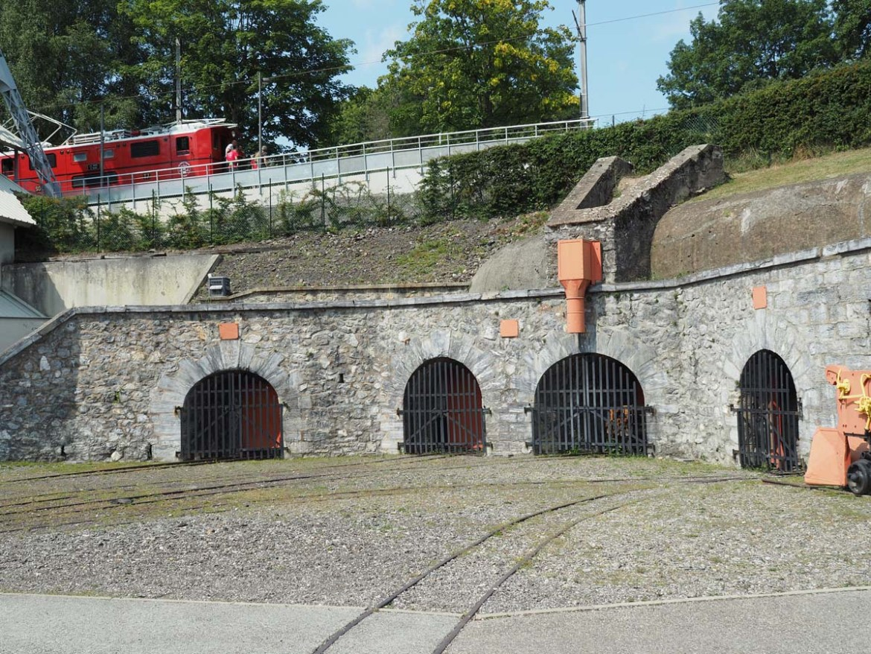 Galeries souterraines du puits Sainte Marie