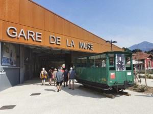 Gare de La Mure, Isère