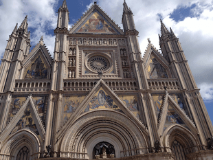 Duomo at Orvieto