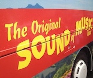 Sound of Music Tour Bus